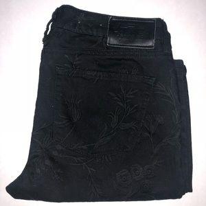 RL Ralph Lauren Black Jeans starlight 27 4 euc